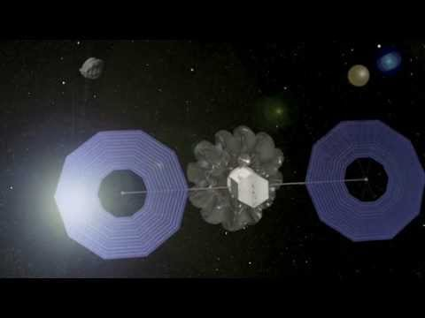 Animation: Asteroid Retrieval Initiative