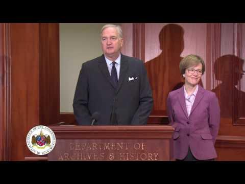 Governor Appoints Alabama U.S.  Senator