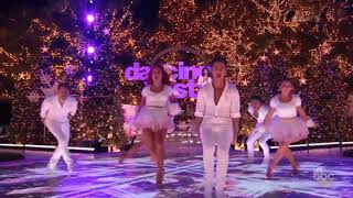 (HD) Lindsey Stirling Performs Christmas C'Mon ft. Becky G Live Dancing With the Stars Finale
