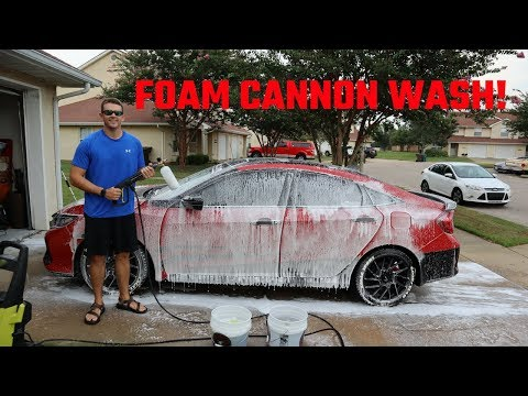 How To Wash Vinyl Wrapped Cars
