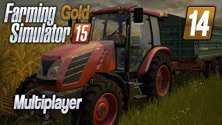 Kasy jak lodu ;) #14 - Farming Simulator 2015 GOLD