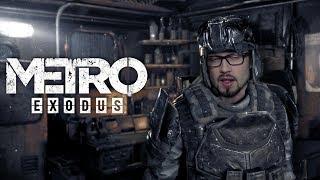 [SNAILKICK] Прохождение Metro: Exodus/Часть 1