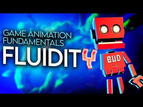 Fundamentals Of Game Animation 🎮 Fluidity