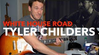 "Guitar Teacher REACTS: TYLER CHILDERS ""White House Road"" LIVE"