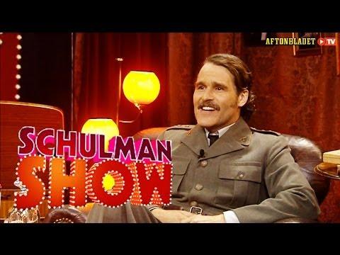 Erik Haag i Schulman Show