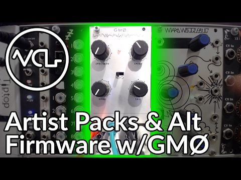 Moffenzeef GMO Artist Samples and Alt Firmware