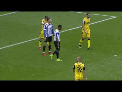 Sheffield Wed Lincoln Goals And Highlights