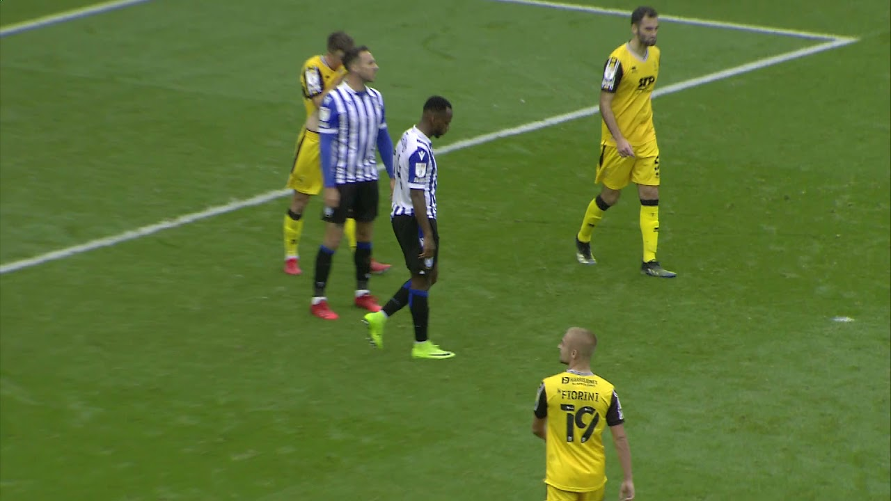 Download Sheffield Wednesday v Lincoln City highlights