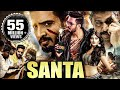 Cover image Santa 2021 NEW RELEASED Full Hindi Dubbed South Indian Movie | Santhanam, Vaibhavi Shandilya