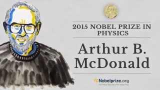 Professor Arthur B. McDonald Co-recipient,2015 Nobel Prize in Physics
