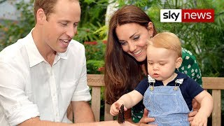 Prince George: His First Year