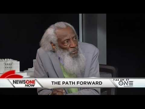 Dick Gregory Warns America About Potential Impact Of Trump's Election