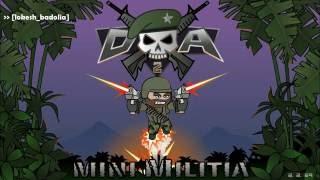 Latest Mini Militia Mega Hack [**New Wall Hack] 100% Working 2016!!