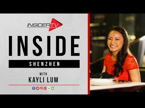 INSIDE Shenzhen with Kayli Lum | Travel Guide | November 2017
