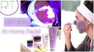 EPIC At Home Facial