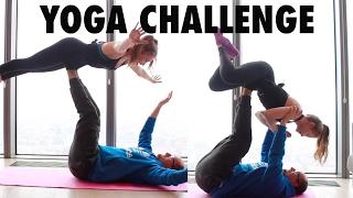 YOGA CHALLENGE | FIT COUPLE