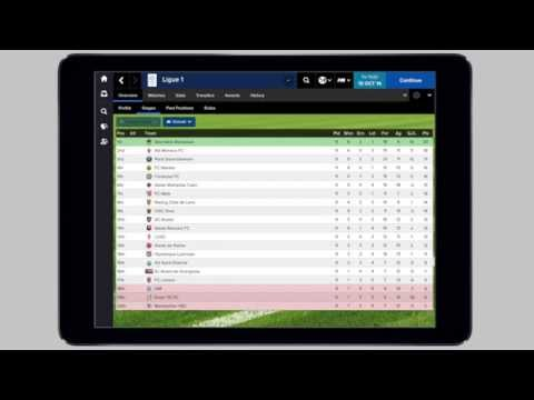 Football Manager Classic 2015 | Available Now on iPad and Tablet