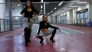 NICKI MINAJ - GOOD FORM   DANCE CHOREOGRAPHY   DEIDRA LOCKHART   #GOODFORMCHALLENGE