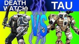Video Warhammer 40k 8th Edition Live Battle Report: T'au vs. Deathwatch download MP3, 3GP, MP4, WEBM, AVI, FLV Januari 2018