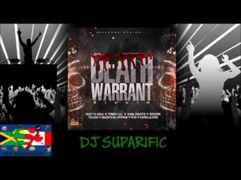 DEATH WARRANT RIDDIM MIX FT. TOMMY LEE, TEEJAY, SHATTA WALE & MORE {DJ SUPARIFIC}