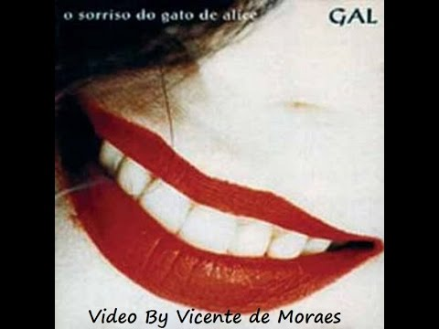1993 - Gal Costa - O sorriso do gato de Alice - COMPLETO