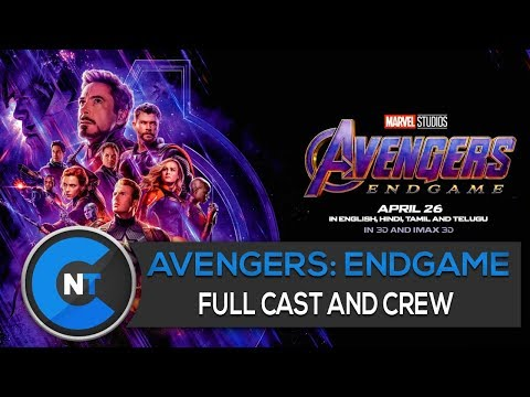 Avengers: Endgame Full Cast & Crew [Real Name And Age]   The Avengers 4 Official Cast Info