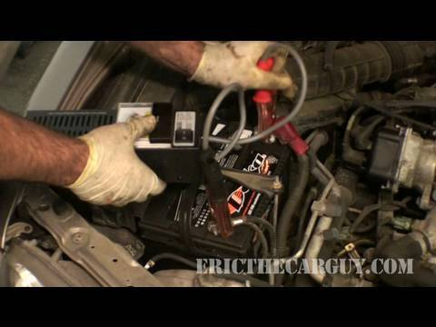 How To Check A Charging System  EricTheCarGuy  YouTube