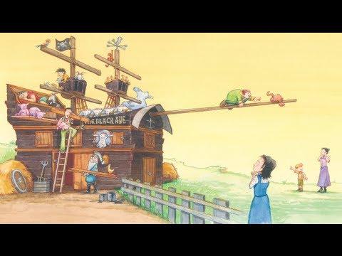 Pirates on the Farm - Denette Fretz, Gene Barretta