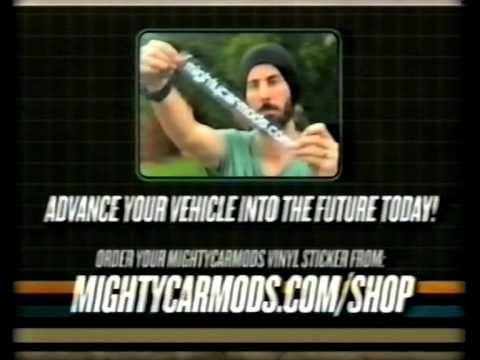 Mighty Car Mods Vinyl Stickers