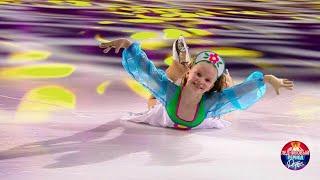 """Анастасия Марасанова - """"Летучий корабль"""". Ледниковый период. Дети. Второй сезон."""