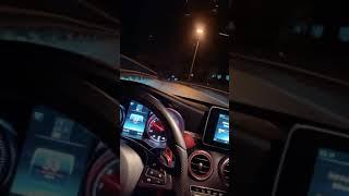 Mercedes c180 Coupe Gece Snap