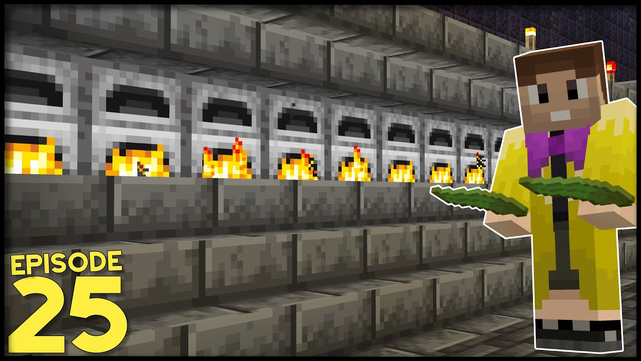 Download Hermitcraft 8   Ep 25: INFINITE FUEL!