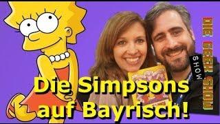 Die Simpsons auf bayrisch - Interview mit Lisa Simpson Synchronstimme Sabine Bohlmann