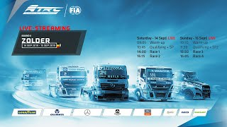 FIA ETRC | #6 Zolder 2019 | LIVE - Saturday - Race 2