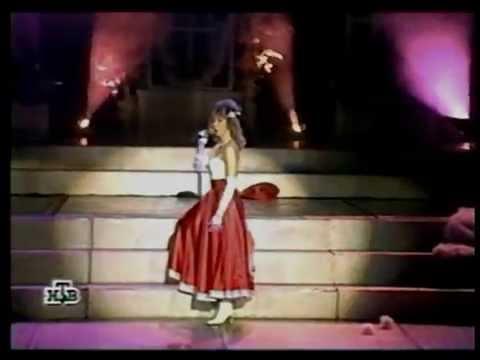 Концерт Маши Распутиной в Санкт-Петербурге