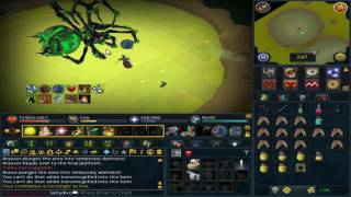 is he dead yet rs3 hc ironman ep 82 all skills 90 plus