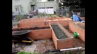 2015 Organic French Intensive Raised Bed Garden