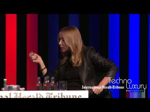 Suzy Menkes in conversation with Frida Giannini