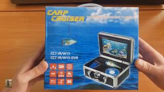 Подводная видеокамера для рыбалки Carp Cruiser обзор и мое мнение о них