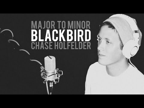 """Blackbird"" by The Beatles (MINOR KEY VERSION)"