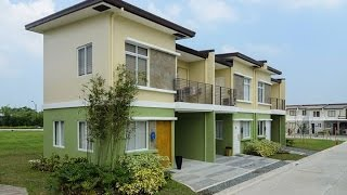 Homes In Cavite - Adelle Dressed Up House At Imus, Philippine Real Property For Sale