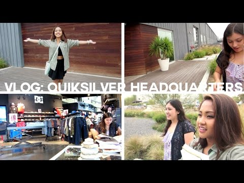 Tour of Quicksilver HQ (Huntington Beach, CA)