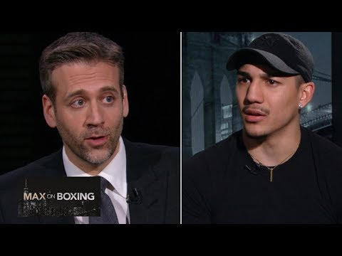 Teofimo Lopez: I want Vasiliy Lomachenko in April, Gervonta Davis isn't on his level | Max on Boxing