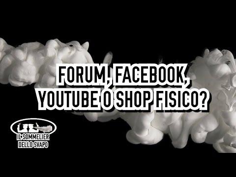 Forum, Facebook, YouTube o Shop?!