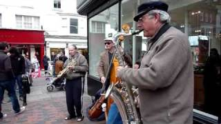 Tuxedo Junction - Brighton Jazz