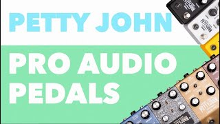 Pettyjohn Pedals Explained