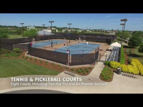 Tennis Courts at The Peninsula