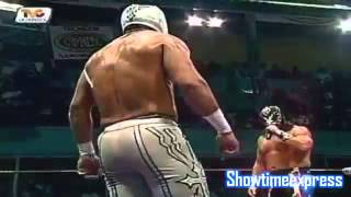 WWE Sin Cara Mistico I Tried So Hard Remix Eminem & Akon HD