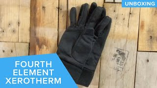 Fourth Element Xerotherm Glove | Unboxing