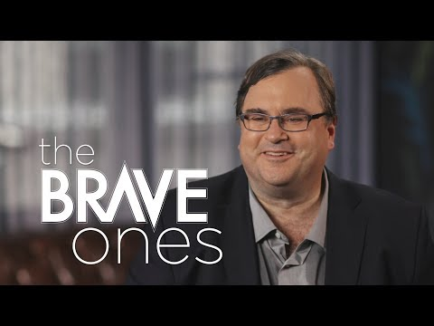Reid Hoffman, LinkedIn Co-Founder | The Brave Ones